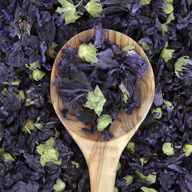 The-Benefits-of-Blue-Malva-for-Hair